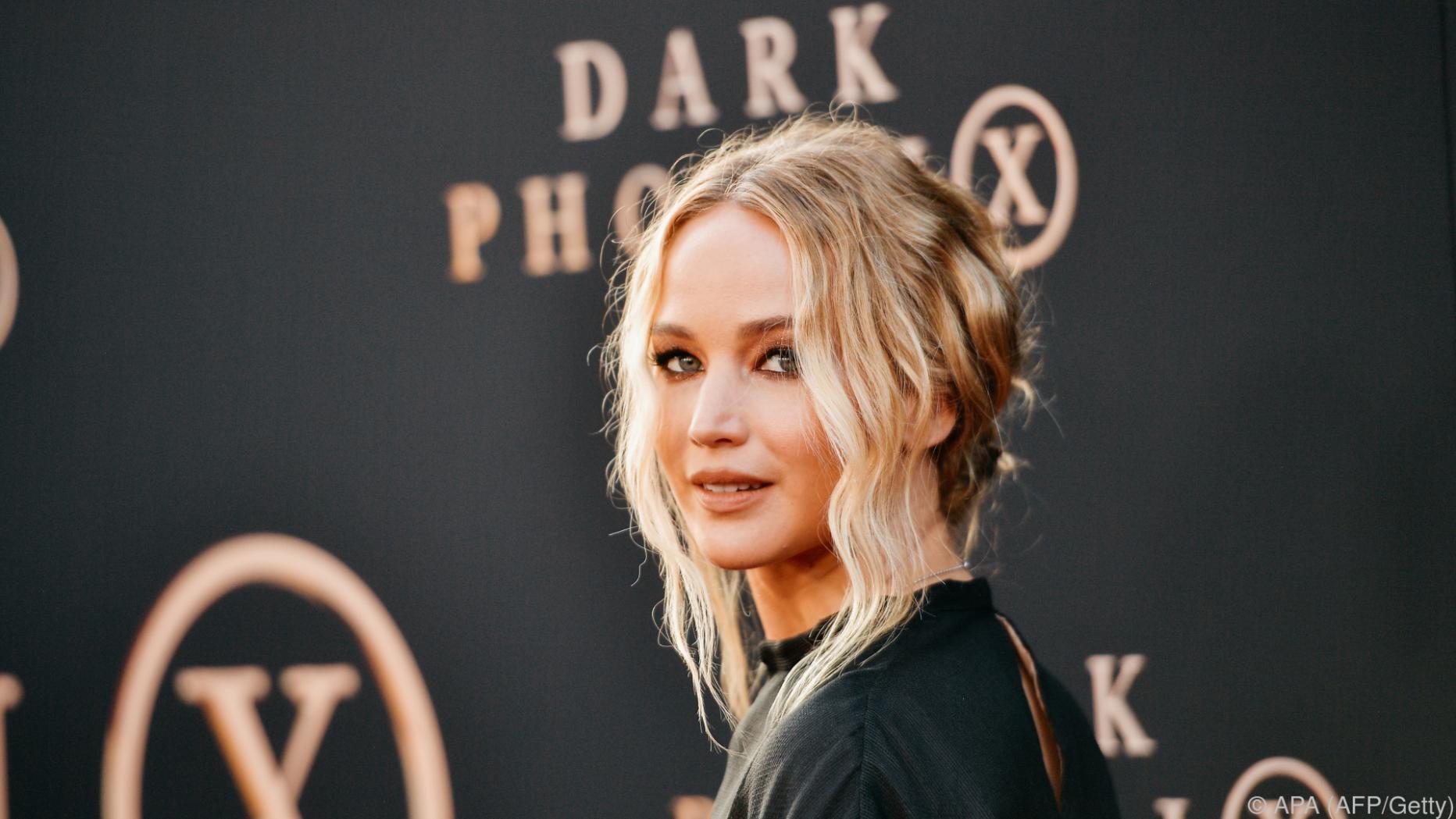 Oscar-Preisträgerin Jennifer Lawrence ist schwanger
