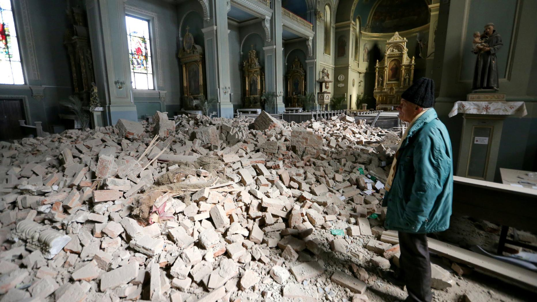 Erdbeben in Kroatien auch in Wien spürbar