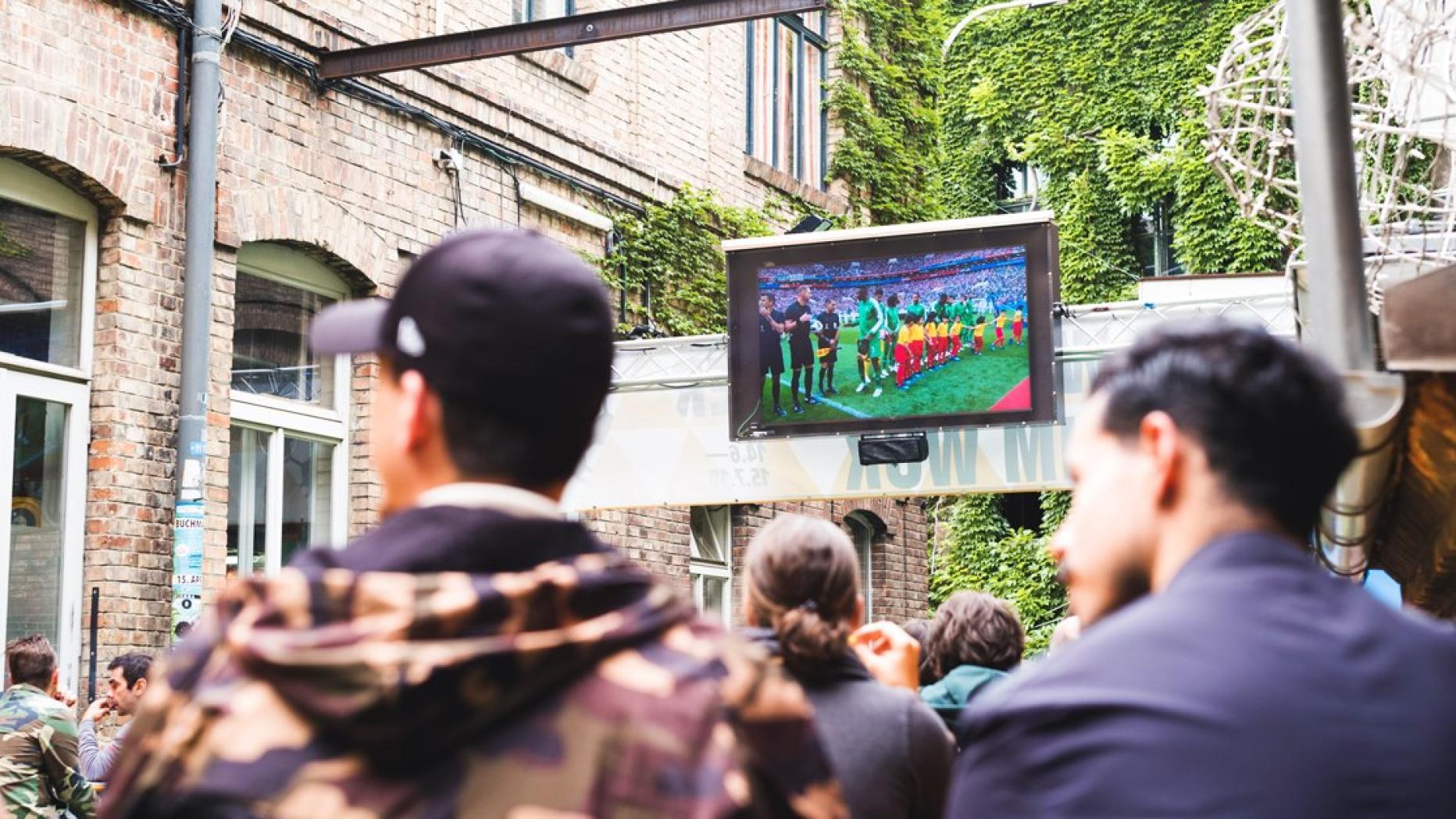 Public Viewing Em 2021 Berlin