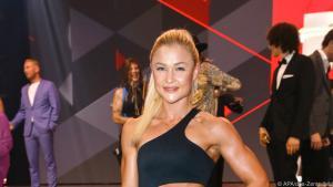 Thiel bodybuilderin nackt sophia Bodybuilding Sophia