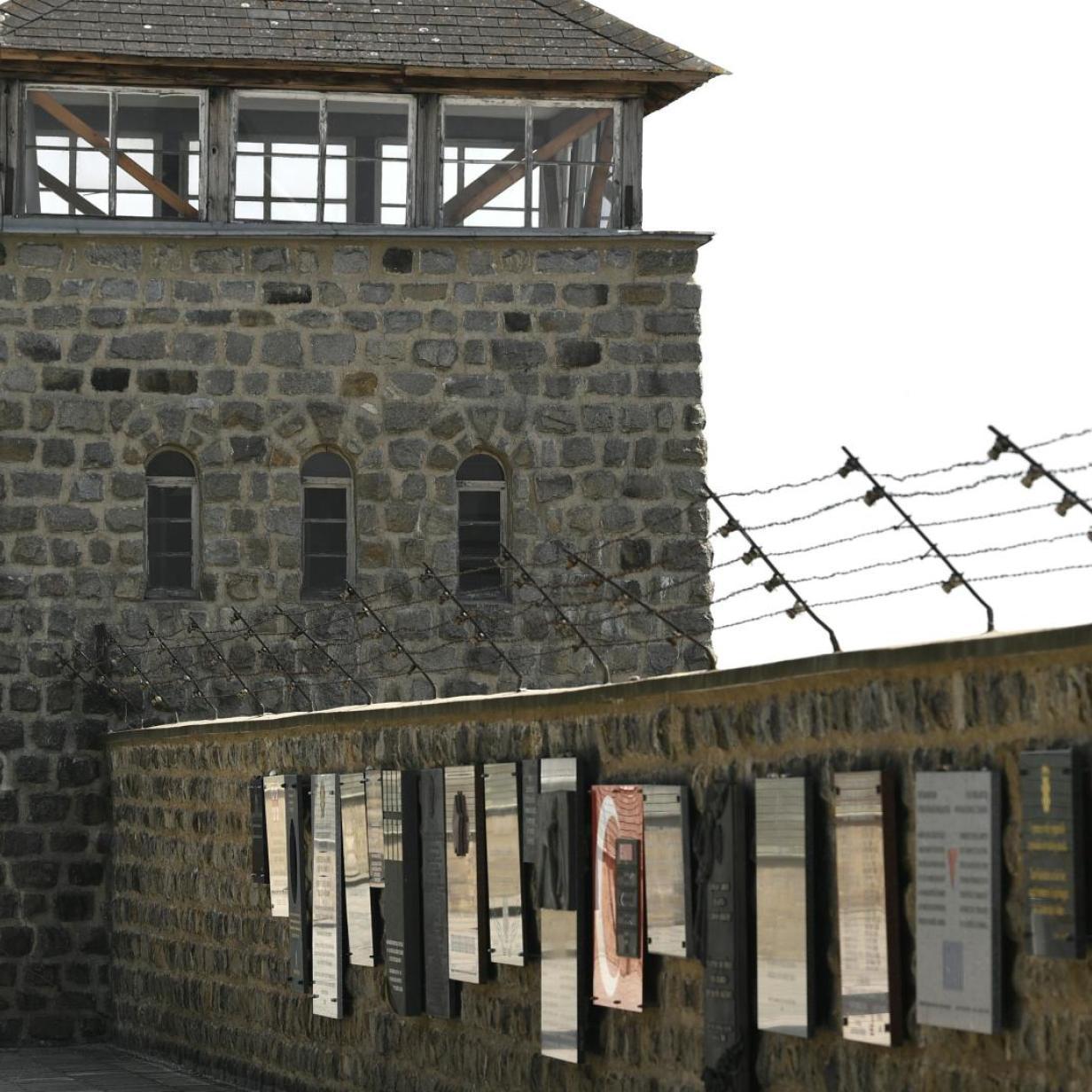 Datei:Bundesarchiv Bild 192-173, KZ Mauthausen - Wikipedia
