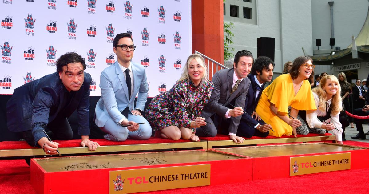 Big Bang Theory Letzte Staffel