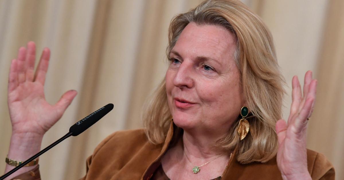 Kneissl fordert Rehabilitierung von Assange