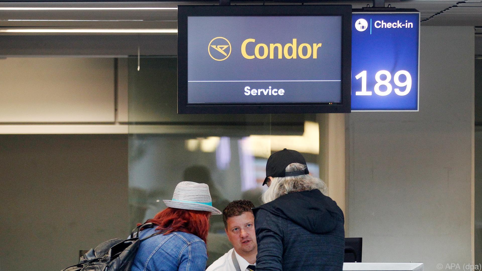 Condor fliegt weiter: Deutschland soll Turbulenzen vermeiden
