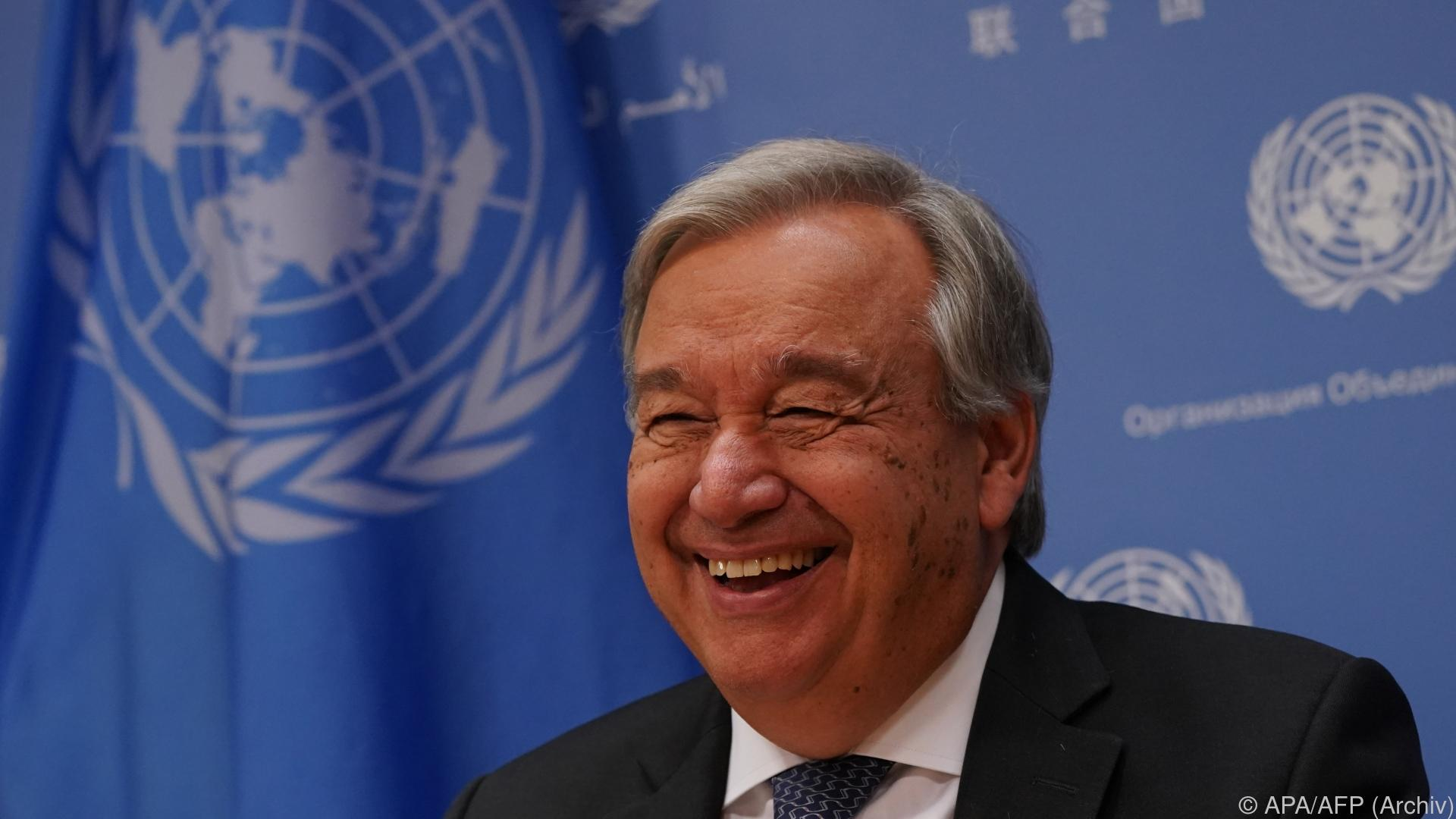 UNO-Chef verkündet Bildung von Verfassungskomitee für Syrien