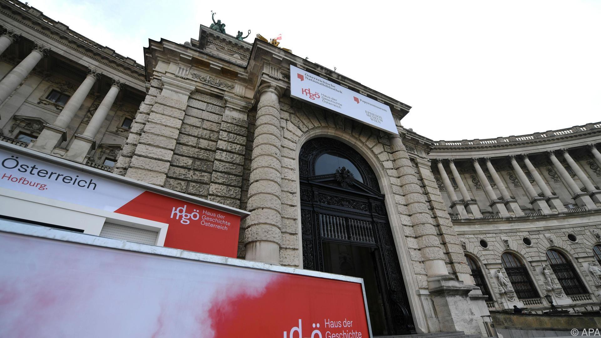 hdgö-Evaluation hält Neubau am Heldenplatz für beste Lösung