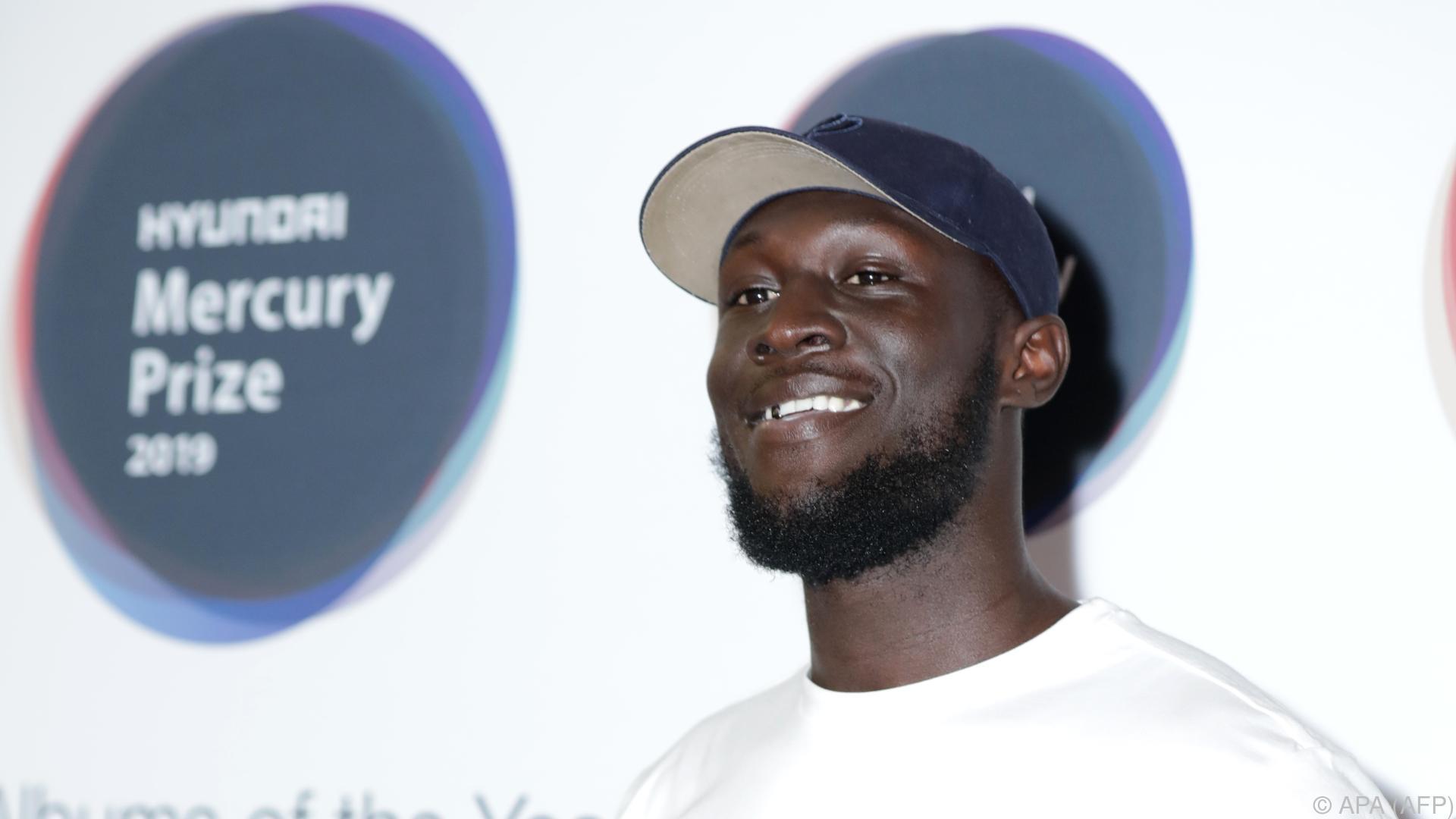 Hip-Hop-Superstar Stormzy und die Last des Erfolgs