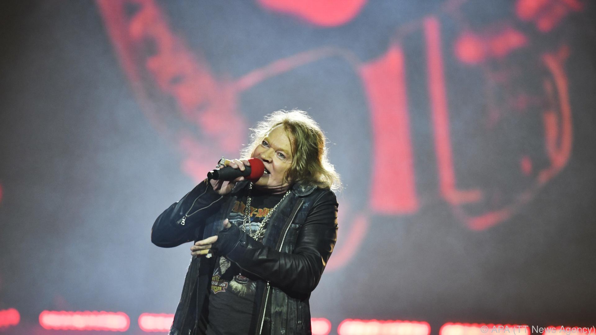 Guns N' Roses kommen am 9. Juni ins Happel-Stadion