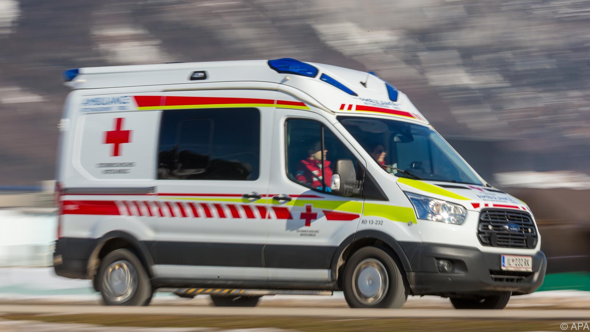 Neun Verletzte nach Tunnelunfall auf der Tauernautobahn