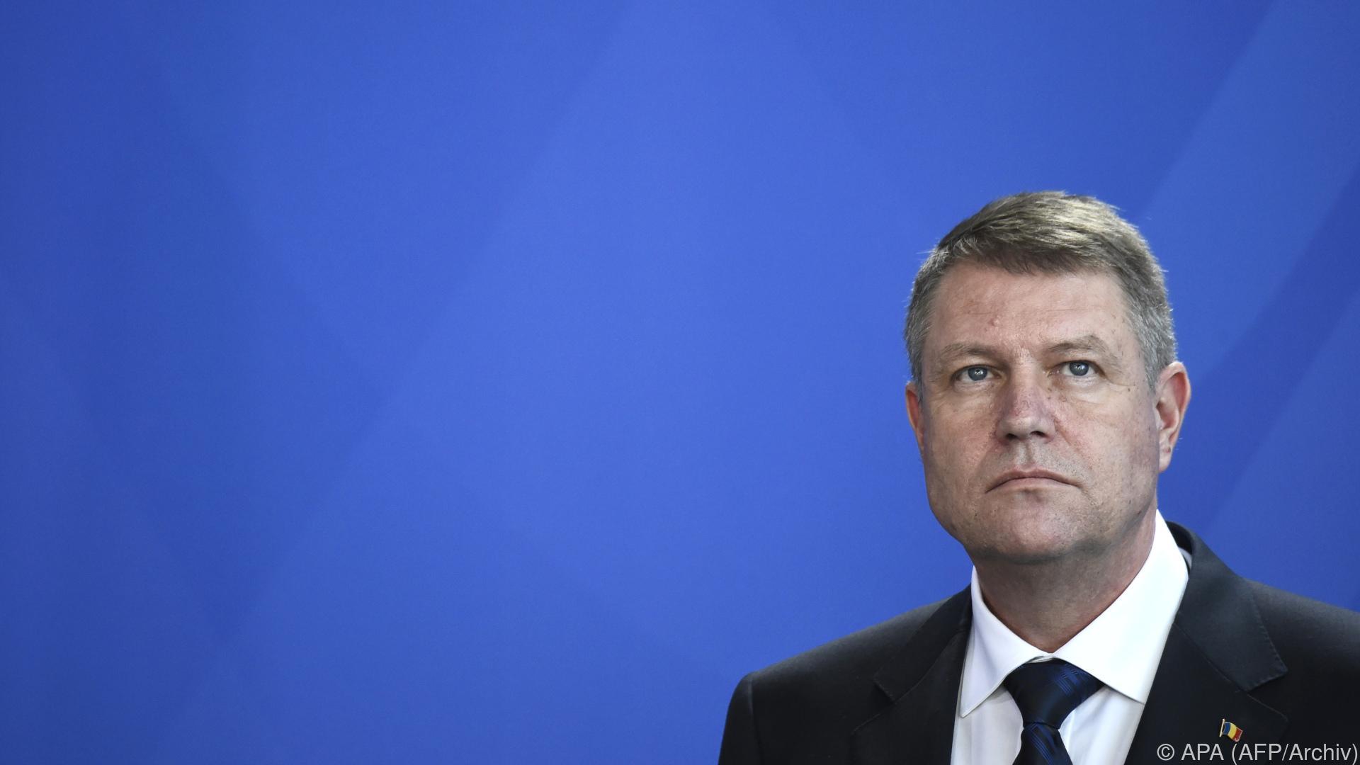 Rumänischer Staatspräsident Johannis erhält Karlspreis 2020