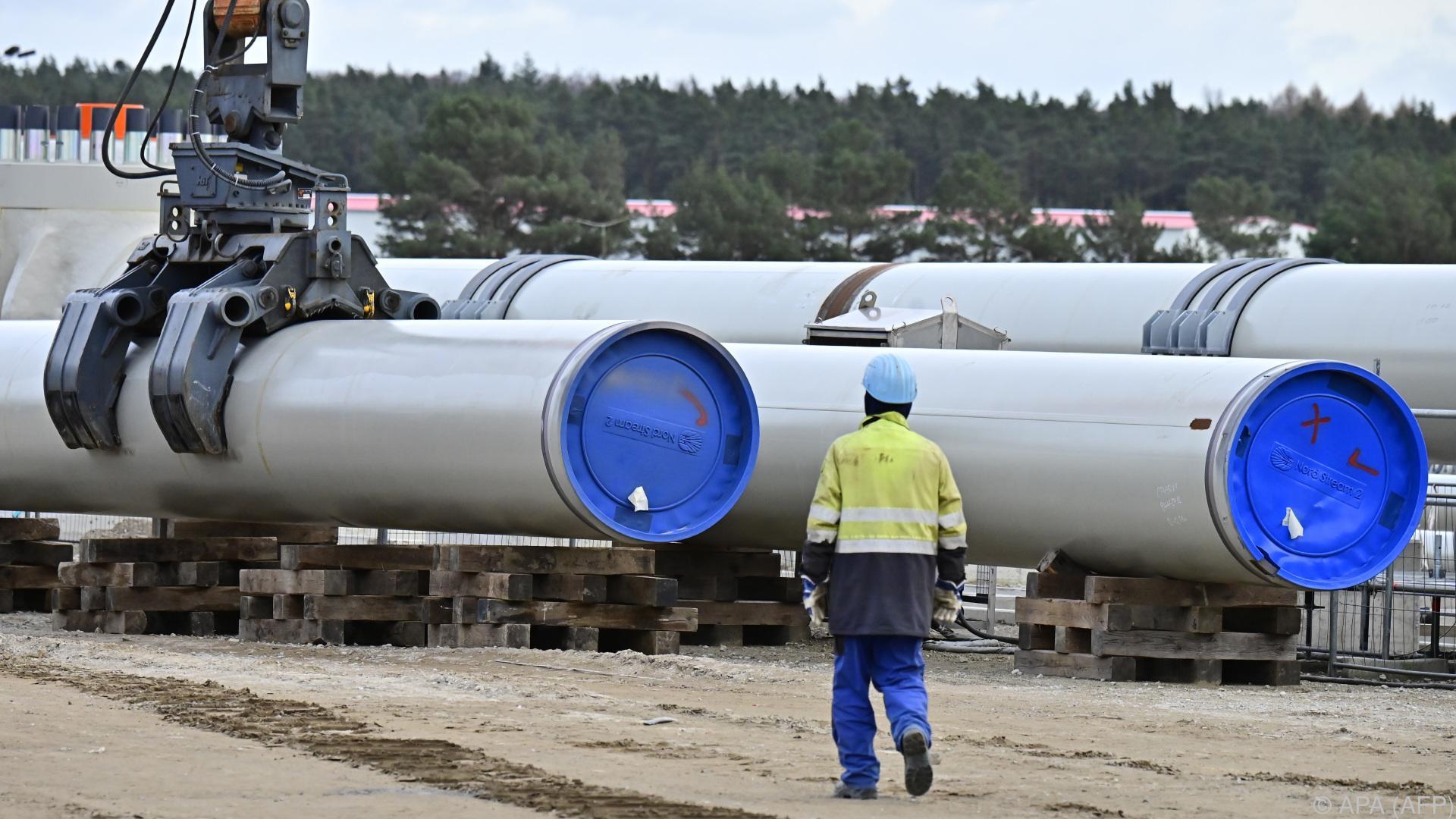 Nord Stream 2 will Baugenehmigung für Winter und Frühling