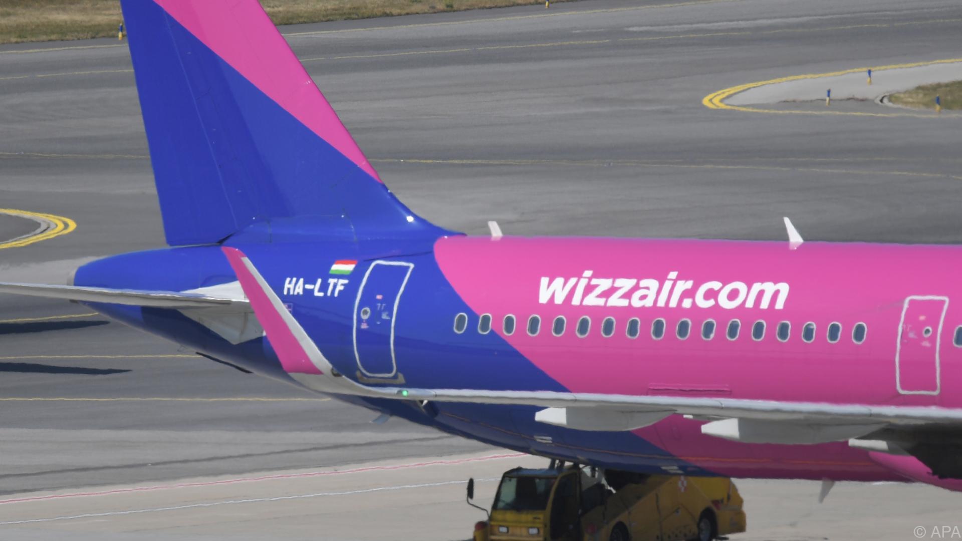 Wizz Air bietet in Wien ab Sommer fünf neue Strecken an