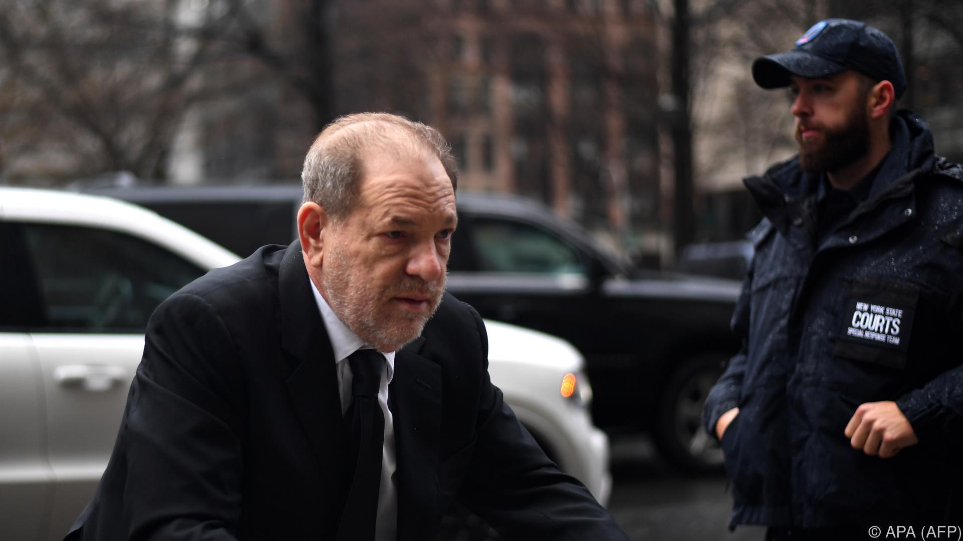 Jury in Weinstein-Prozess fixiert