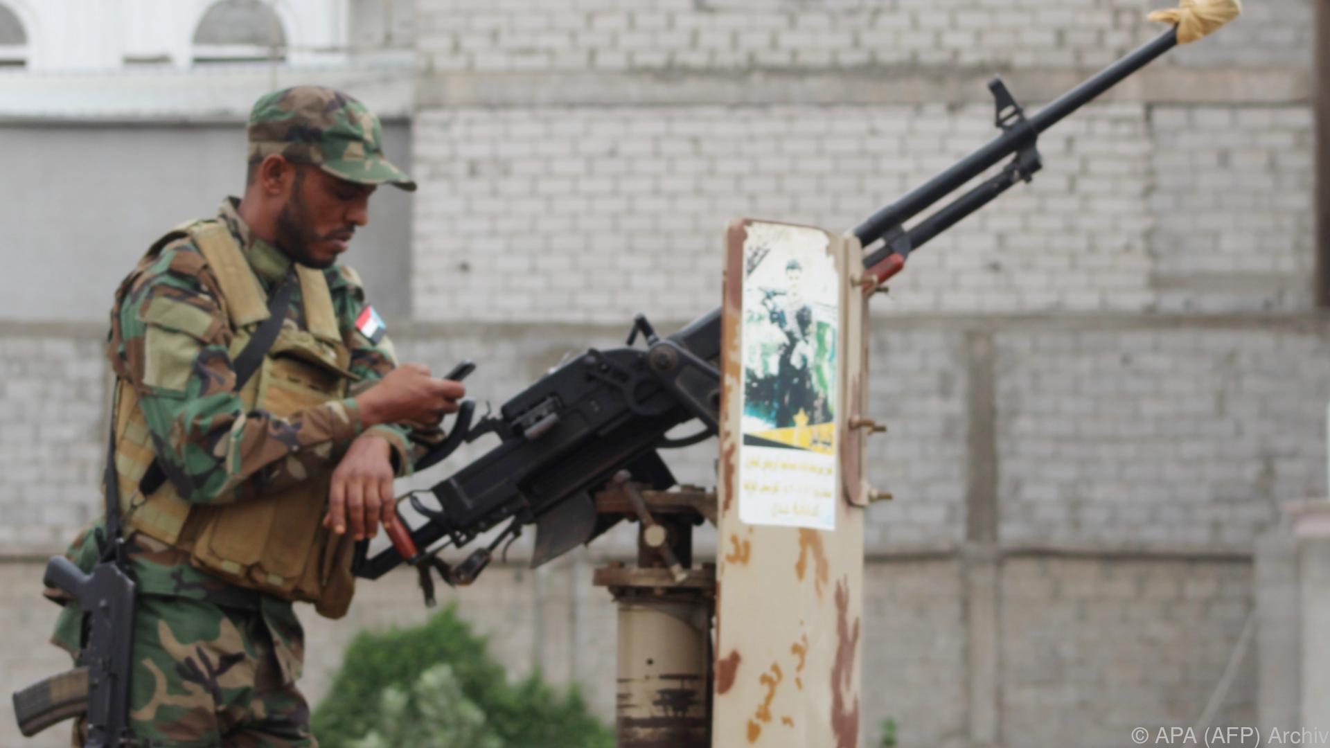 Raketenangriff im Jemen: 40 Regierungssoldaten getötet