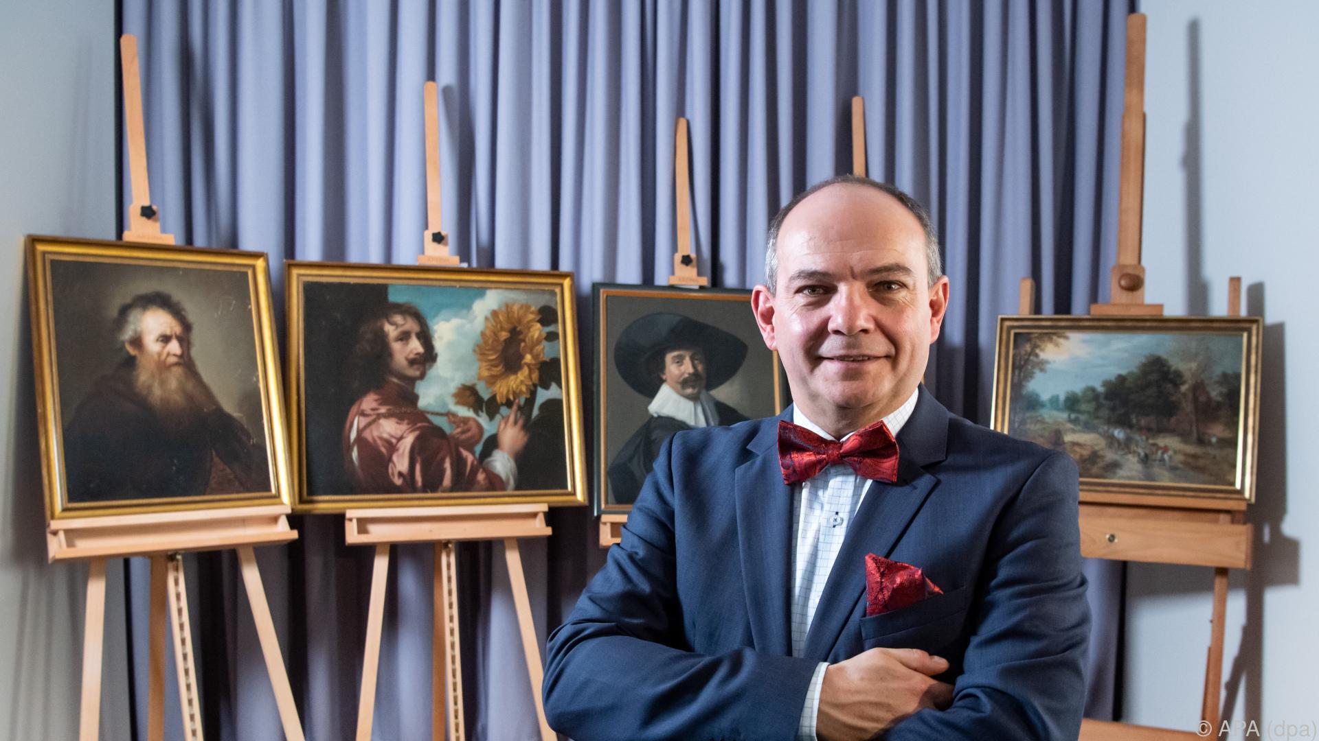 40 Jahre nach spektakulärem Diebstahl: Beute wieder in Gotha