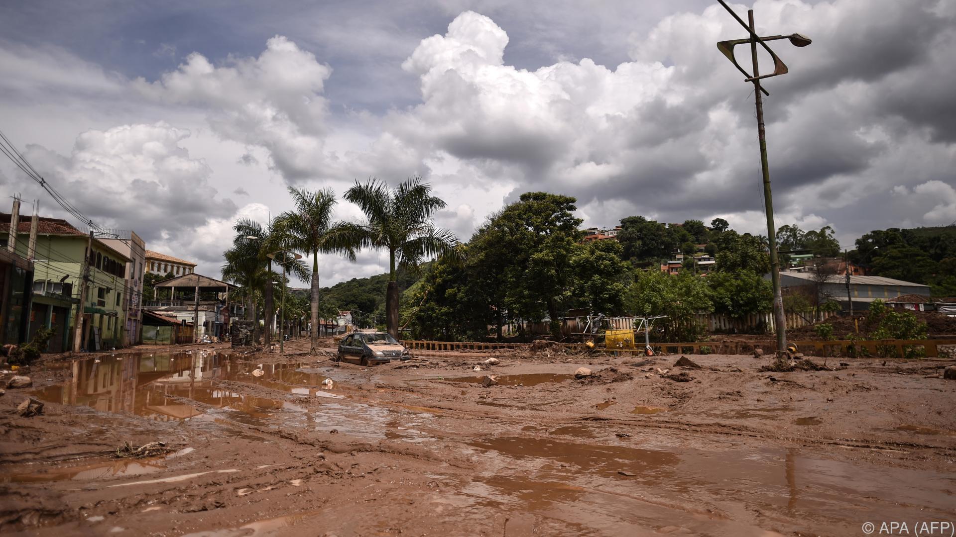 Mindestens 56 Menschen bei Unwettern in Brasilien gestorben
