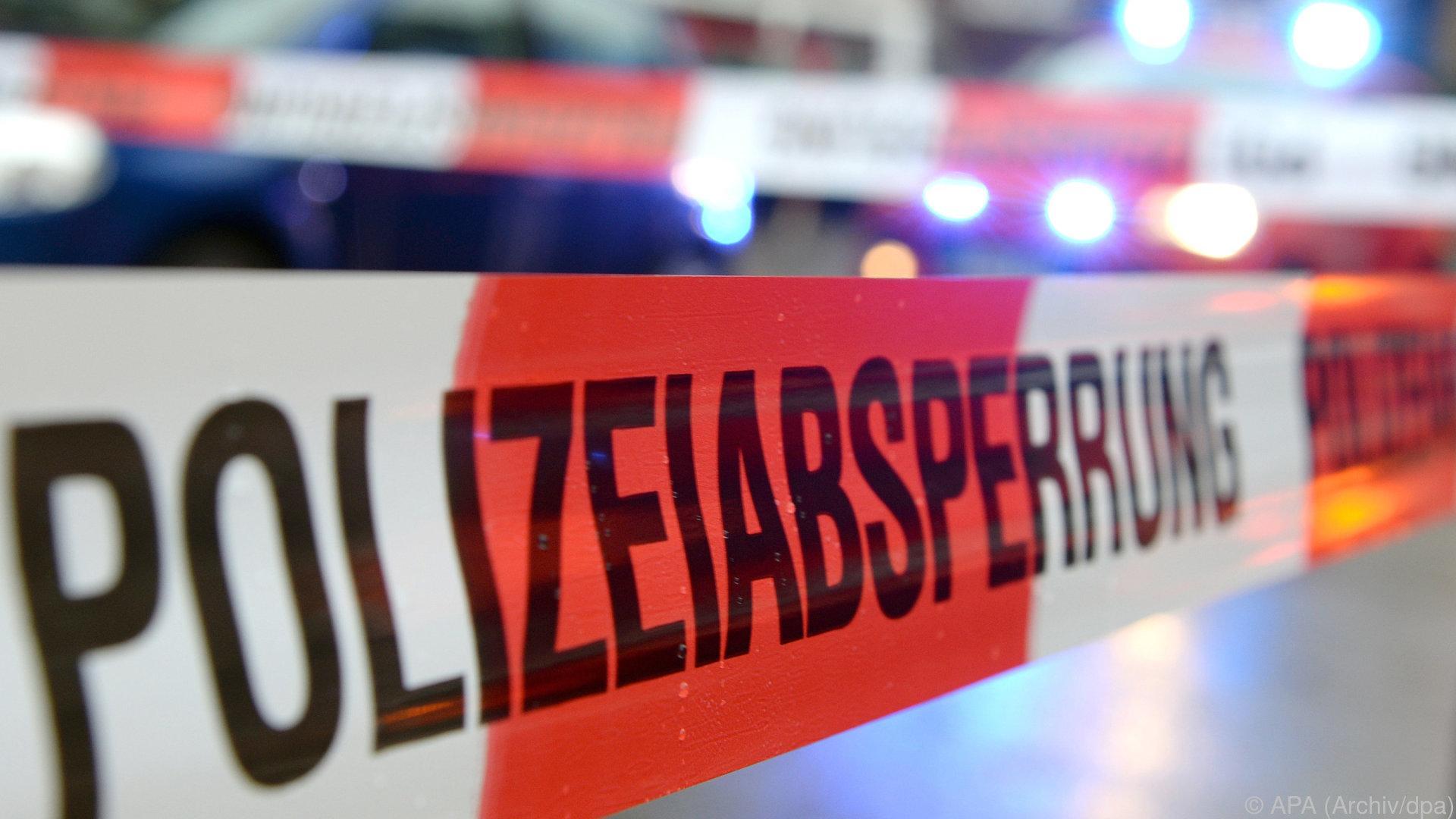 Mordalarm in Wien-Floridsdorf - Frau lag tot in Wohnung