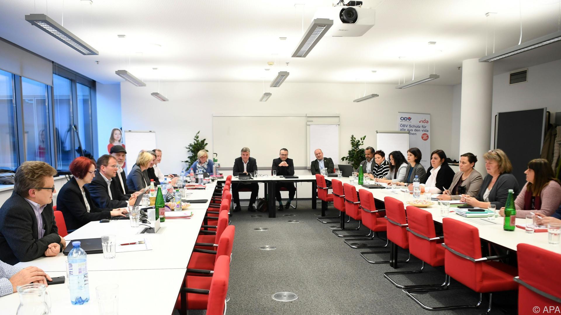 6. Runde der KV-Verhandlungen in der Sozialwirtschaft