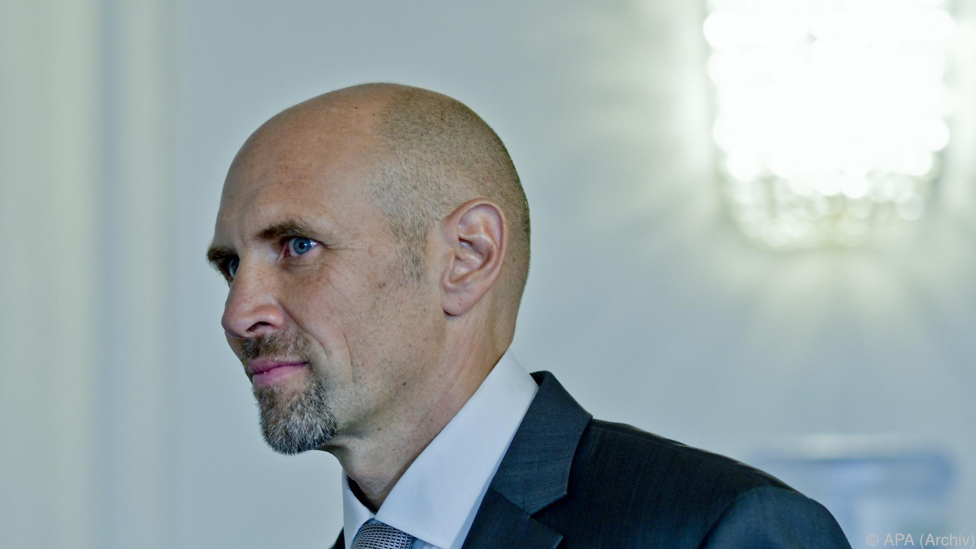 Stellvertretender BVT-Direktor Fasching versetzt