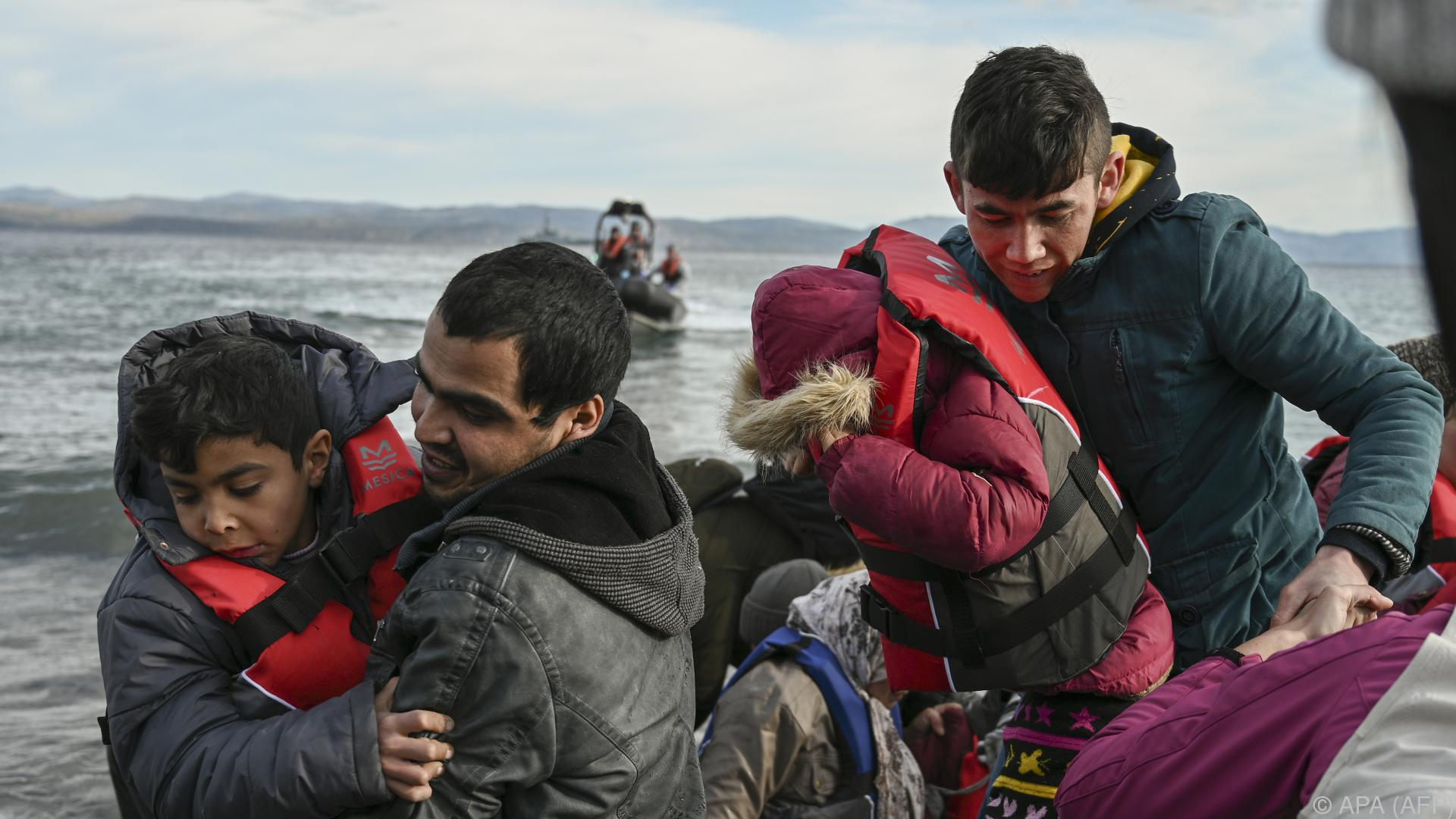 Türkei wird Fluchtbewegung nach Europa nicht mehr aufhalten