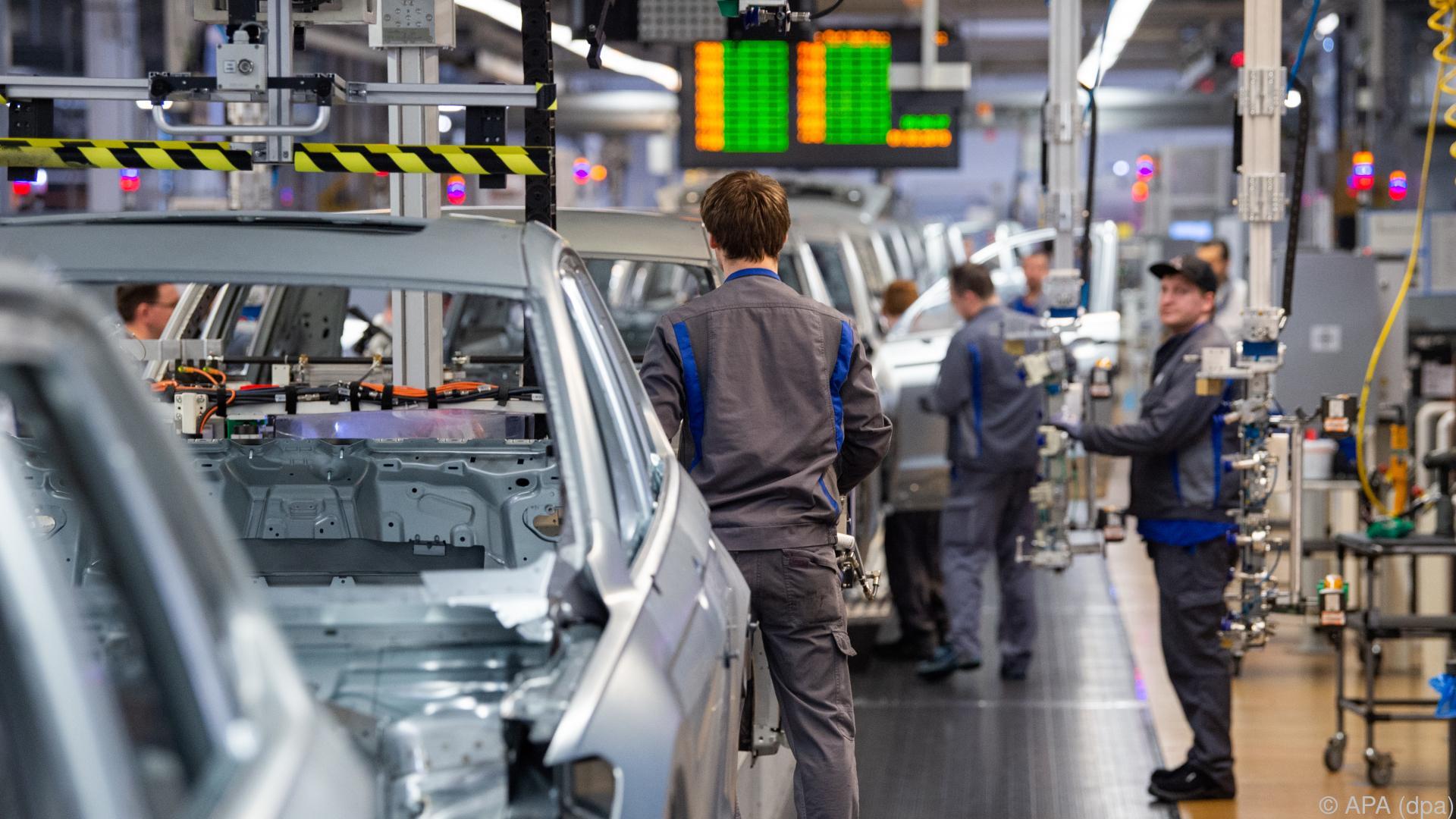 Deutschland droht großer Stellenabbau in Autoindustrie