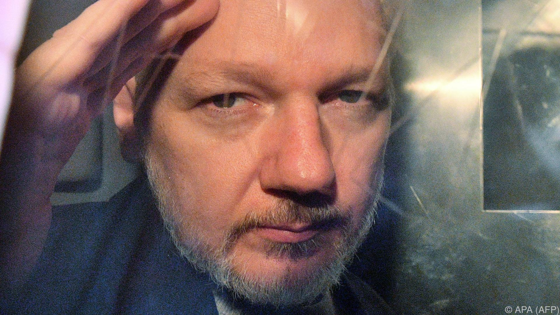 Anhörung im Assange-Prozess auf September verschoben