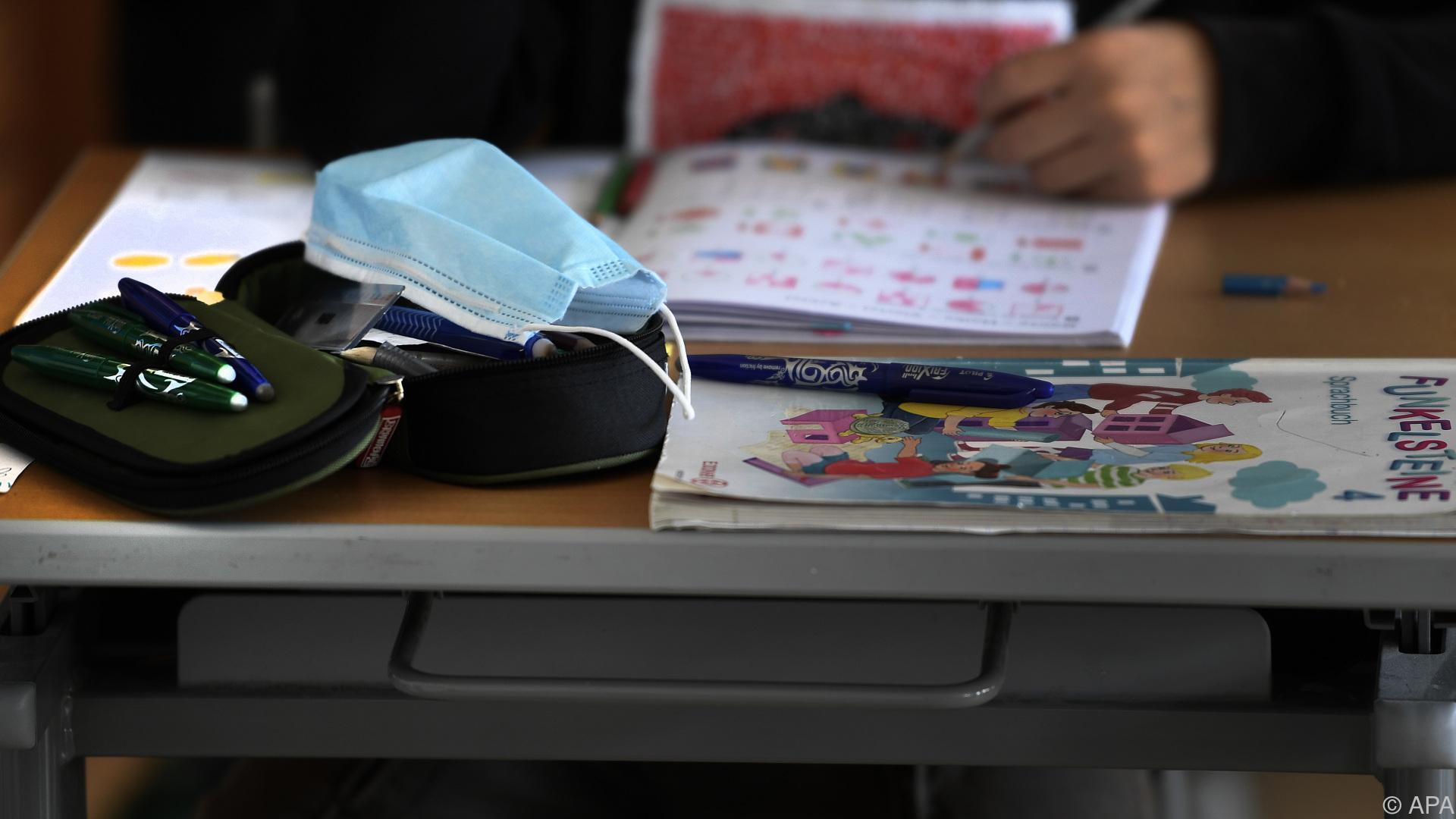Maskenpflicht an den Schulen fällt sofort