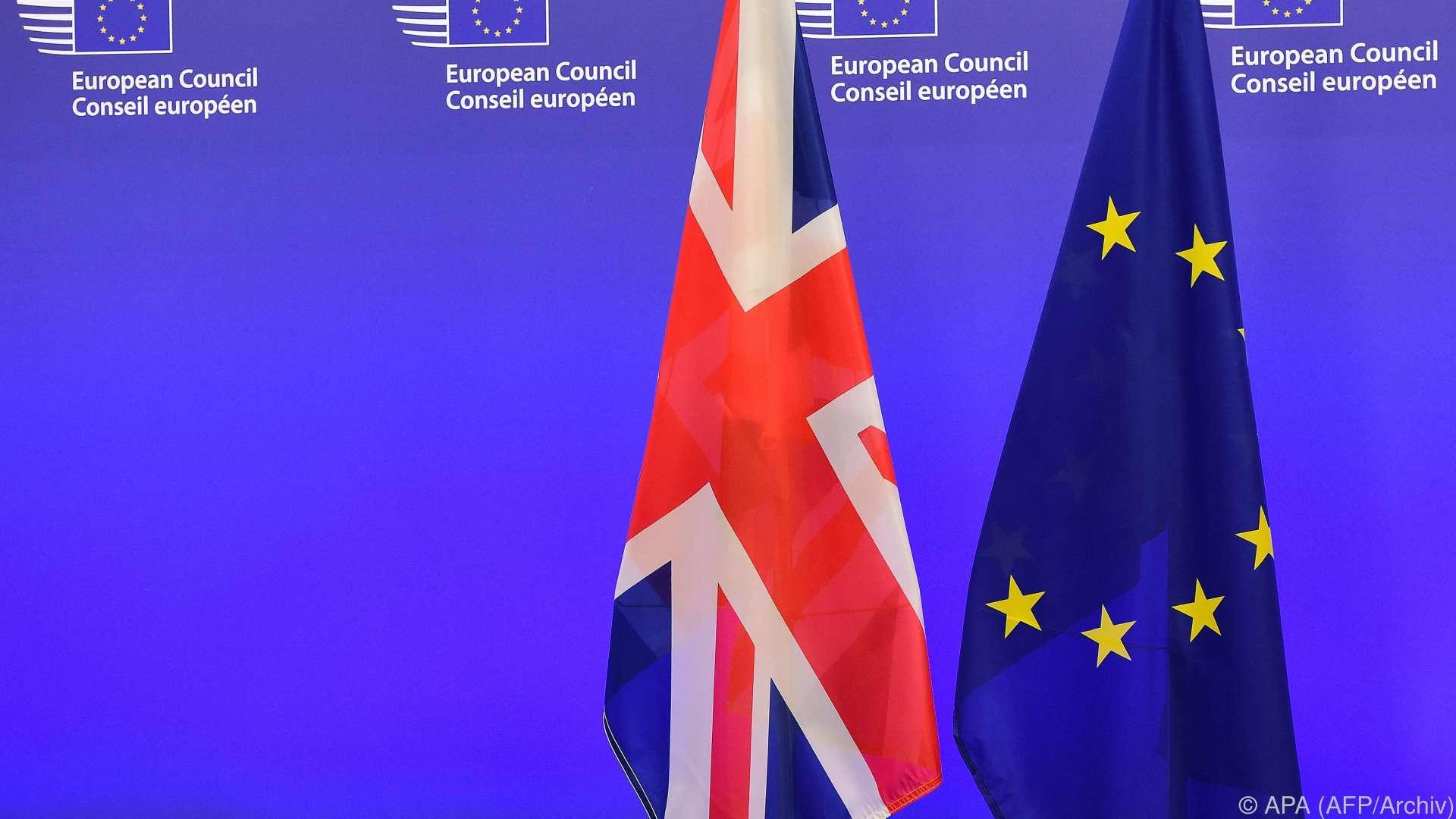 EU und Großbritannien präsentieren Ergebnisse