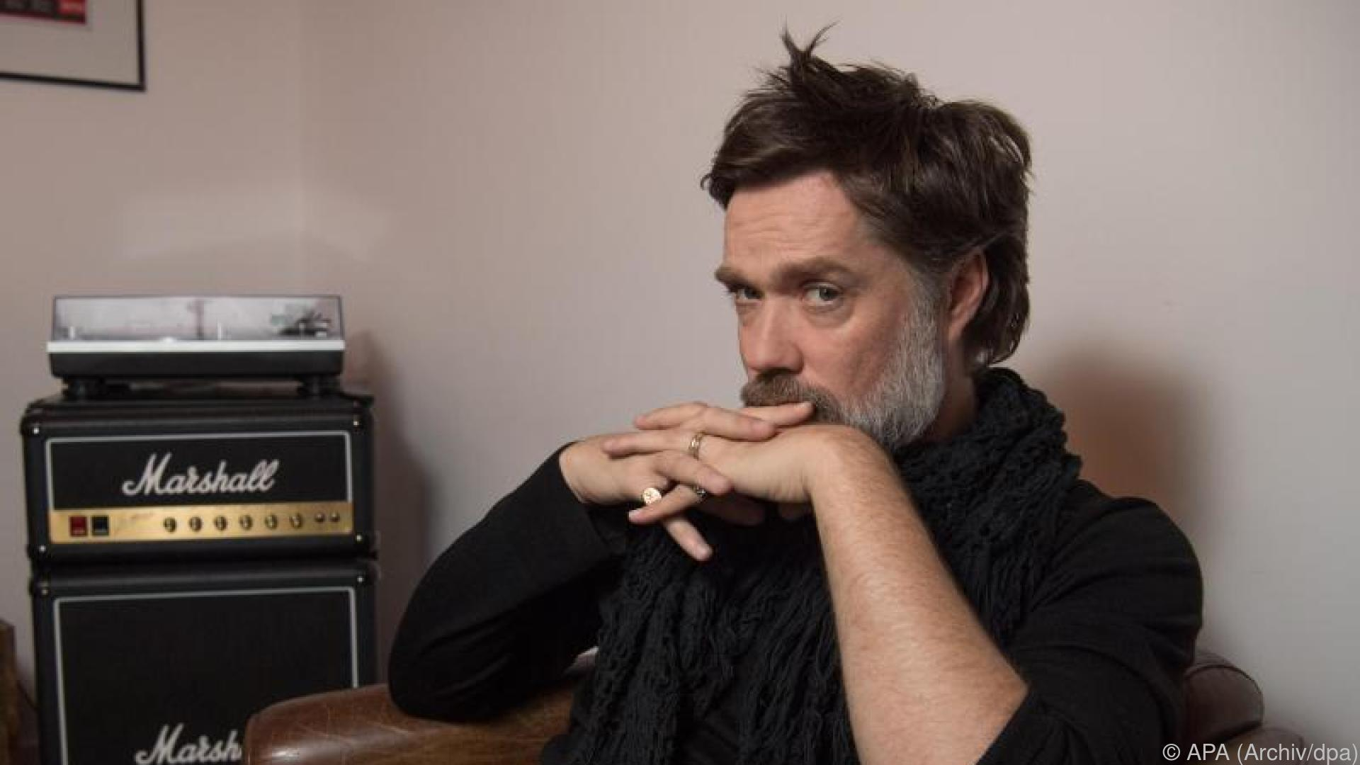 Singer-Songwriter Rufus Wainwright eifert Vorbildern nach