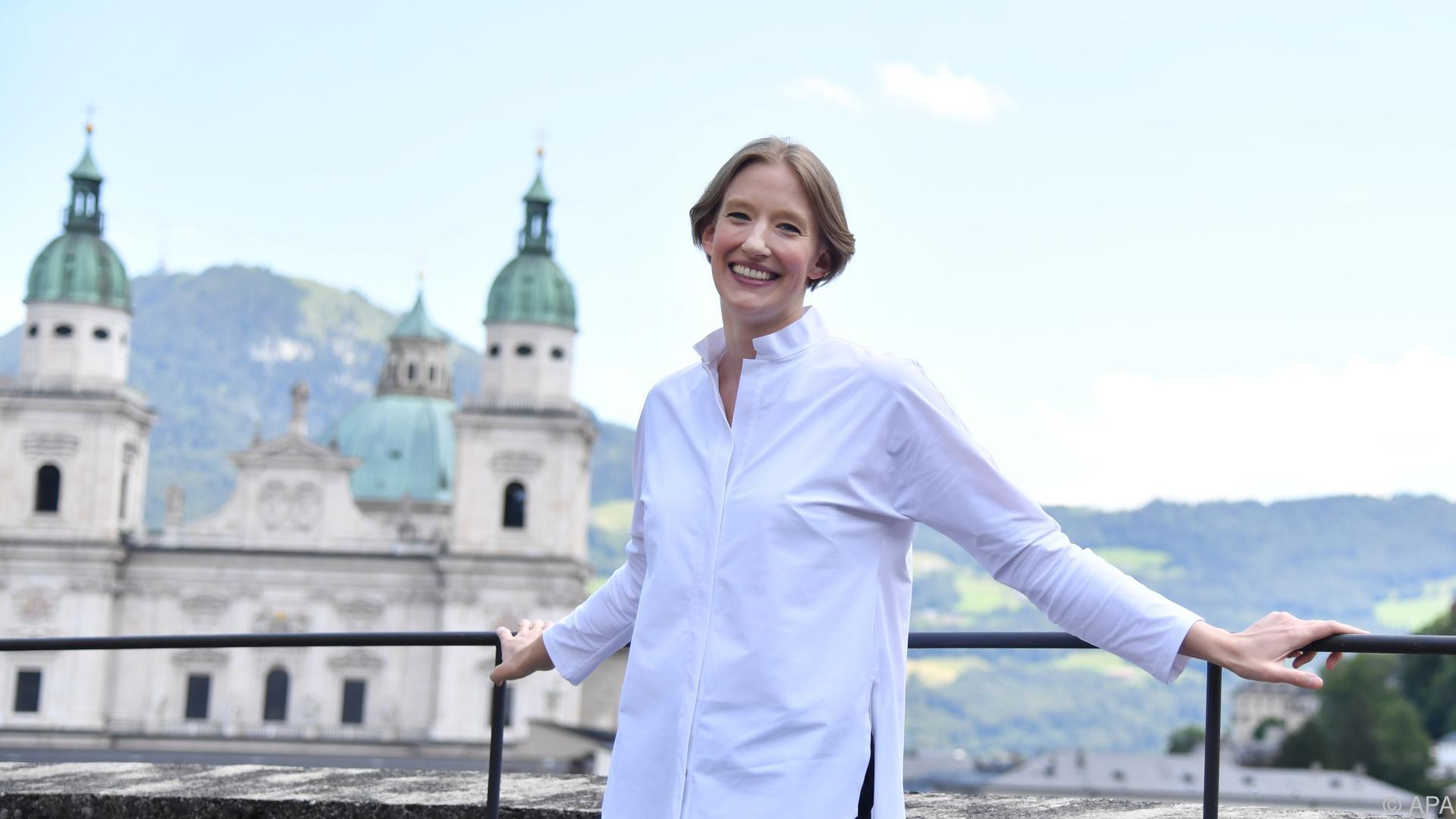 Salzburger Festspiele - Dirigentin Mallwitz über Ruhm