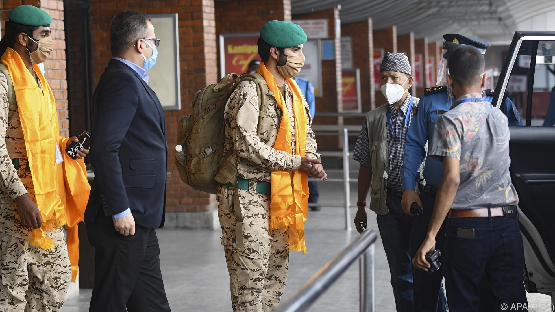 Prinz aus Bahrain darf heuer als erster auf Himalaya-Berge