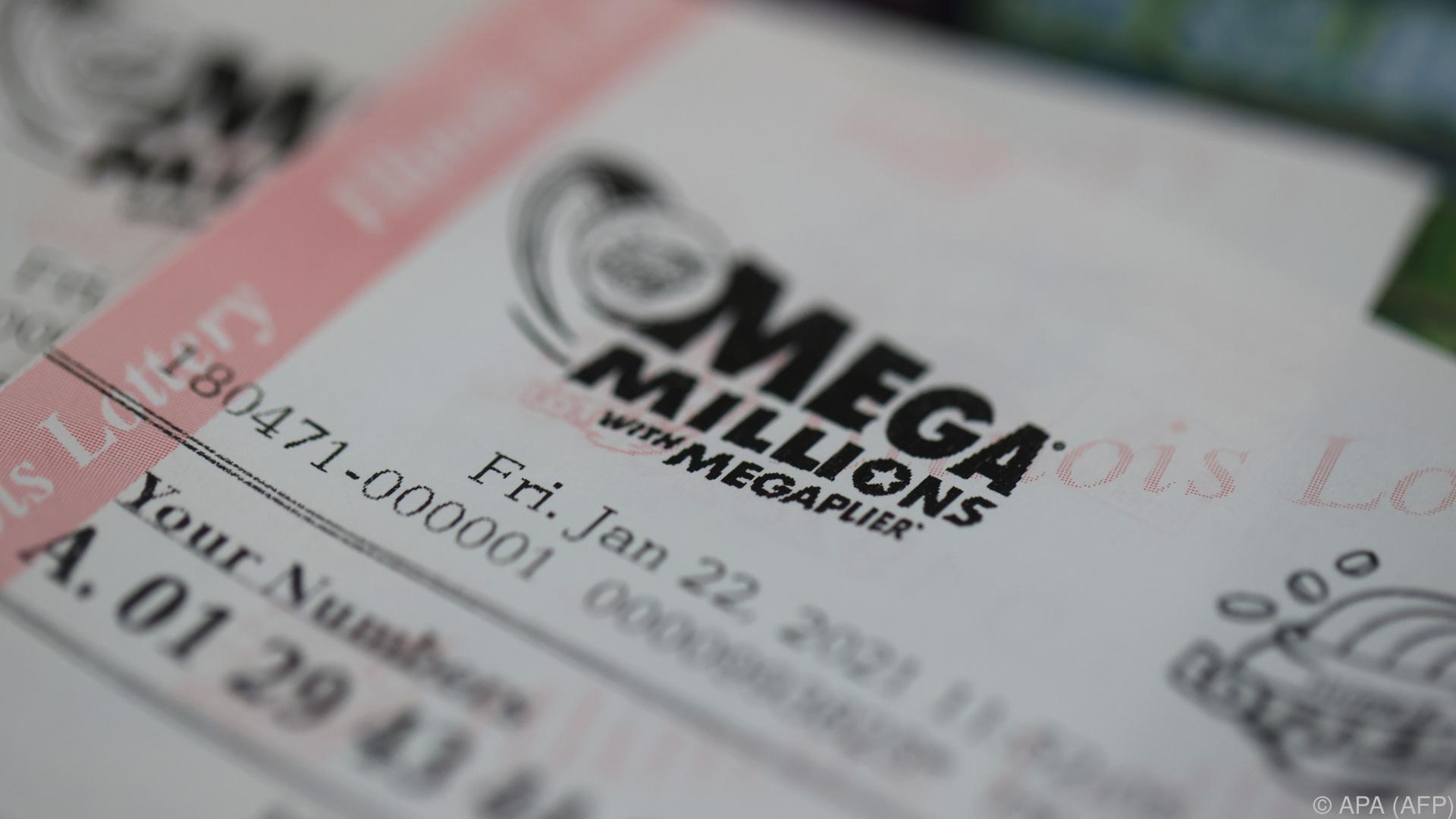 740-Millionen-Dollar-Jackpot in den USA geht an Sologewinner